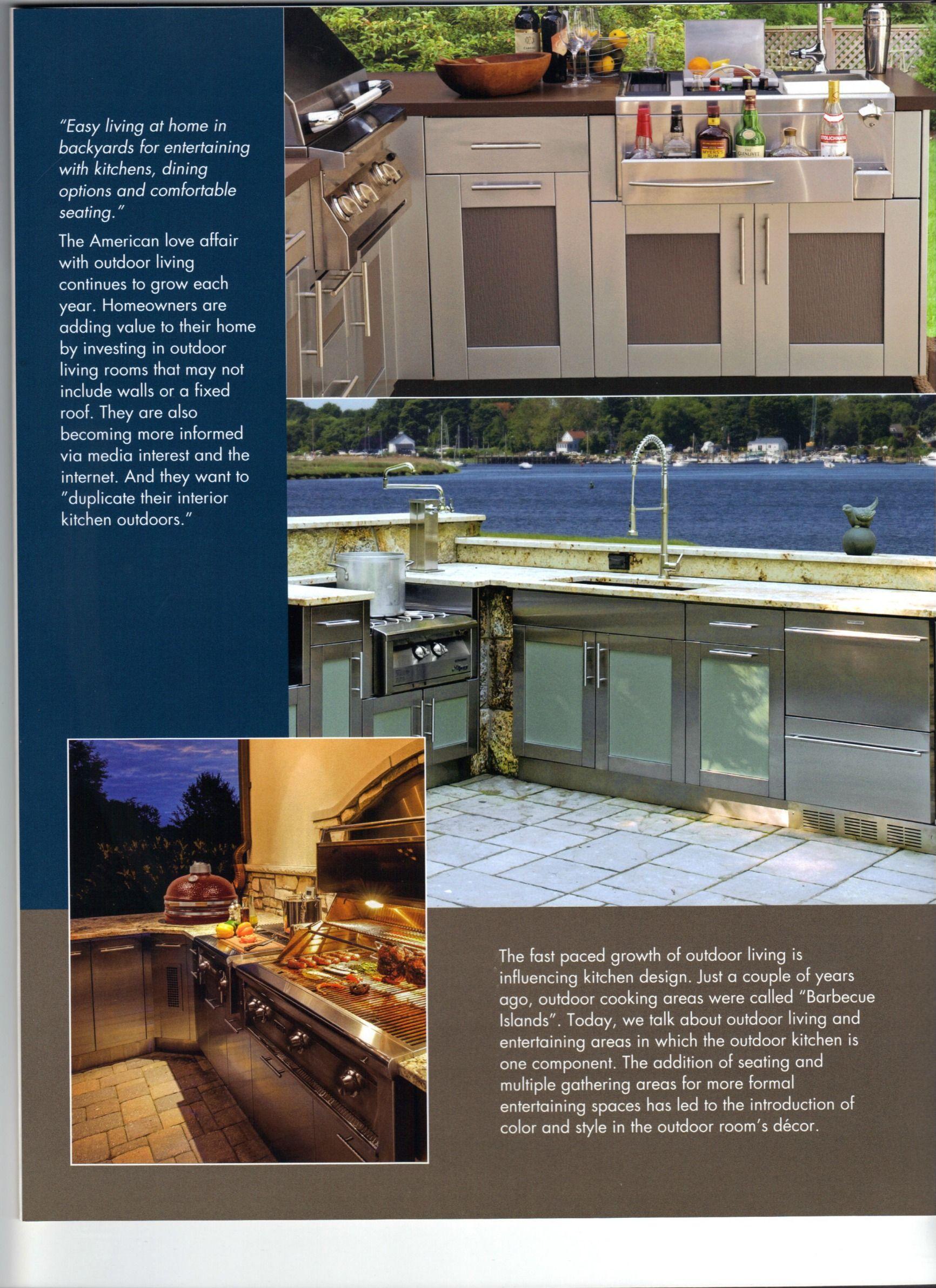 Best Brown Jordan Outdoor Kitchens By Danver Outdoor Living 640 x 480