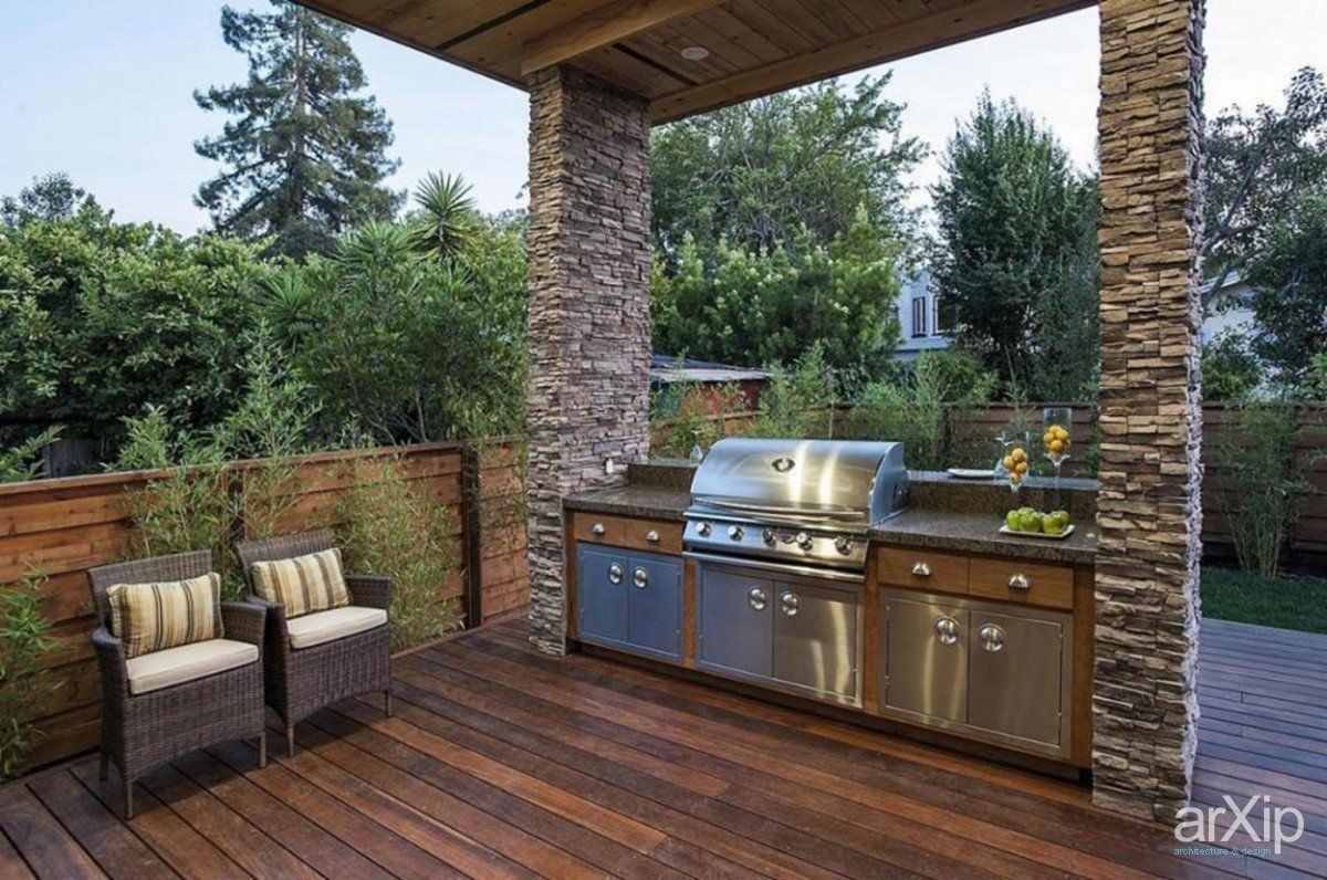 Good Barbecue Outdoor Design Ideas