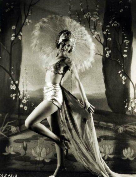 Doris Hill – dance and silent film star