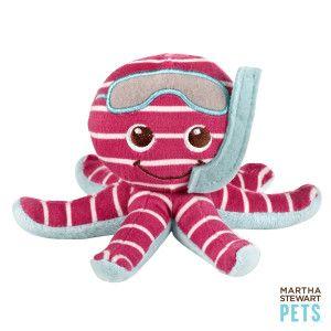 Martha Stewart Pets Octopus Dog Toy Toys Petsmart Toy