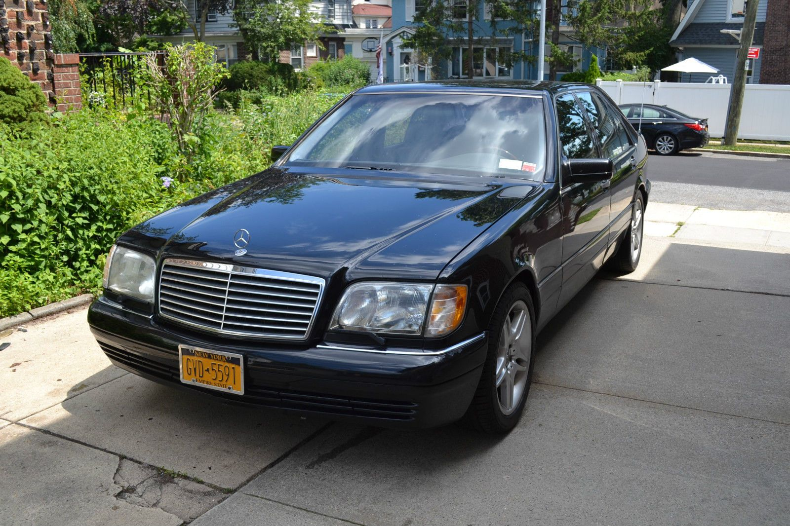 1997 Mercedes Benz S600 W140 V12 With Images Mercedes Benz