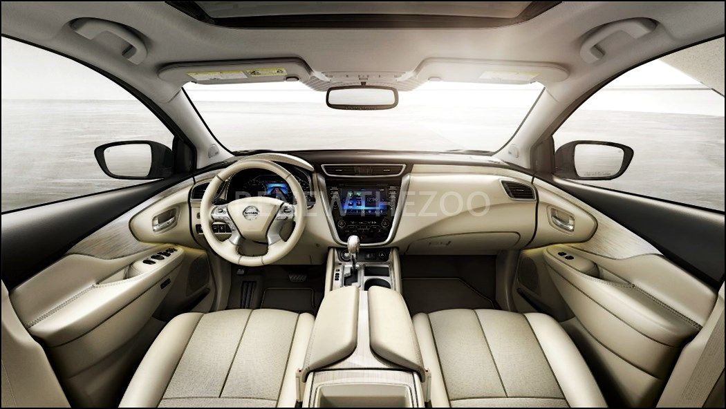 Awesome 2019 Nissan Murano Interior Colors And Review in