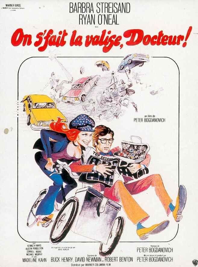 On s'fait la valise, docteur ! - 06-09-1972