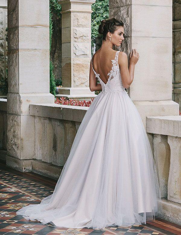 Jack Sullivan wedding gown with back detailing | Jack Sullivan ...