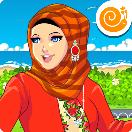 Baru 30 Gambar Kartun Barbie Hijab Princess Saffa Hijab Dress Up Apps On Google Play Download Chibi Muslimah 2 By Taj92 Devian Gambar Kartun Kartun Gambar