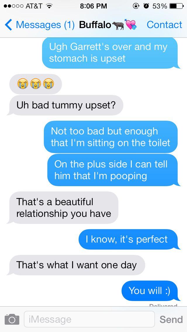 What can i tell my boyfriend