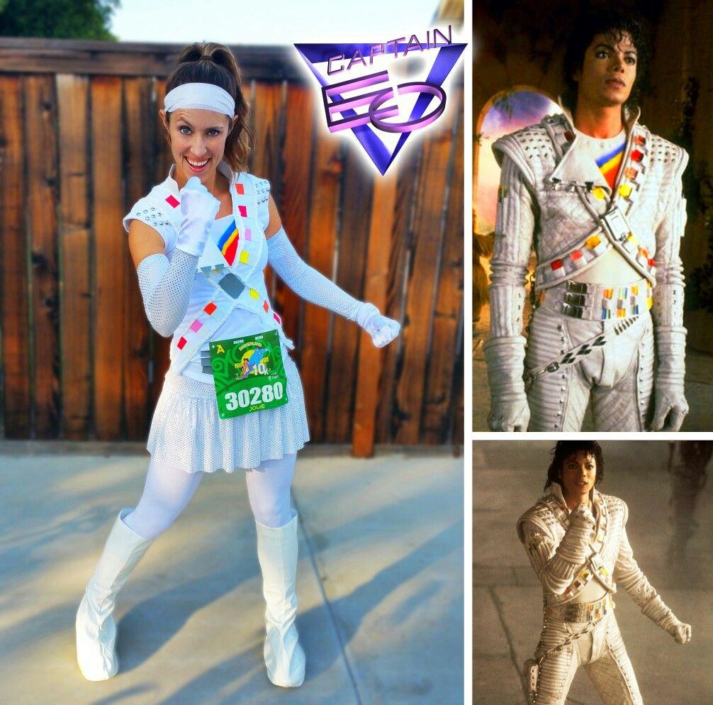 be8677b208928 Captain EO costume for Disneyland race! www.gojorunner.com | Running ...