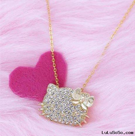 Hk necklace httplulusosoupload20110428 hk necklace httplulusosoupload20110428 hello kitty mozeypictures Image collections