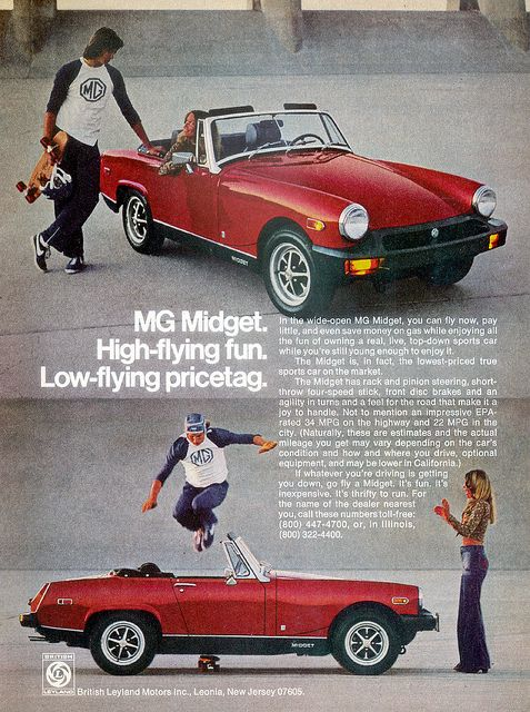 Mg midget restoration shop new jersey