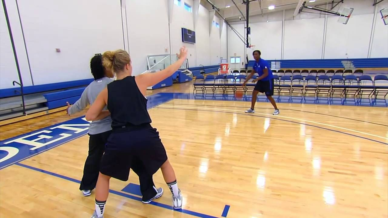 Feeding Post Passing Series By Img Academy Basketball Program 3 Of 3 Youtube Basketball Program Basketball Drills Basketball