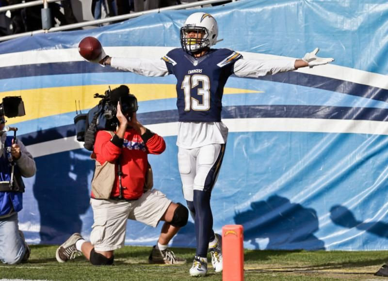 Nfl Week 14 In Photos San Diego Chargers Chargers Ny Giants