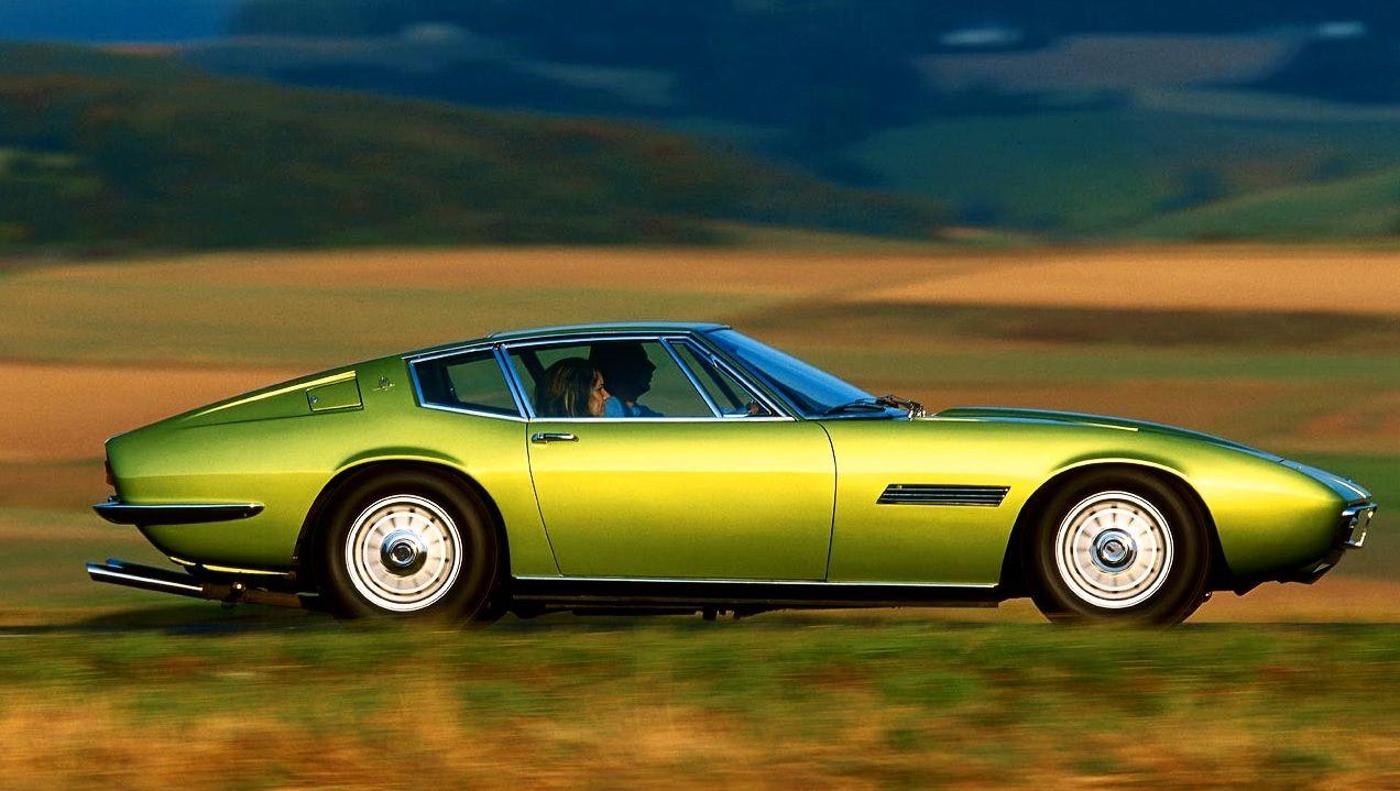 1971 Maserati Bora Concept by ItalDesign | Maserati bora
