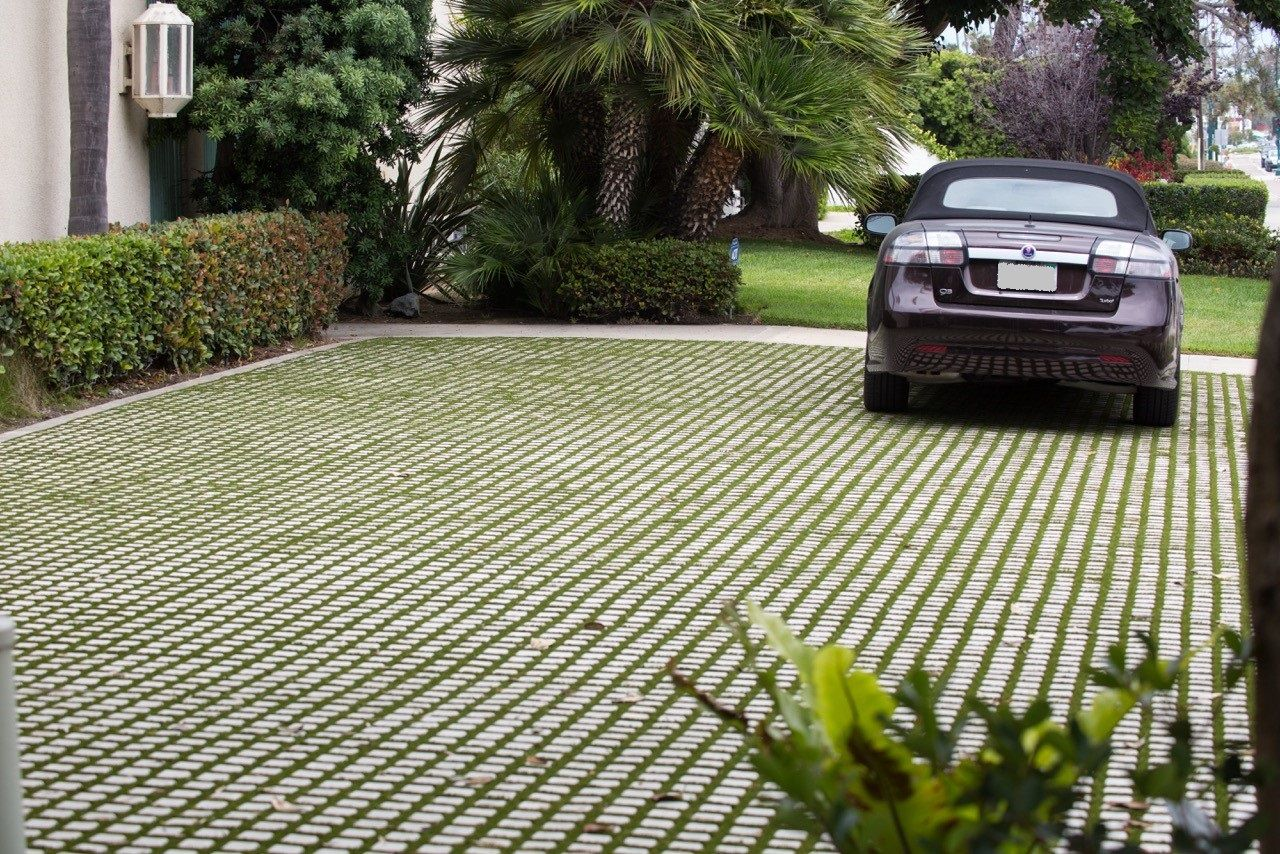 Product information for permeable pavers from soil for Green pavers