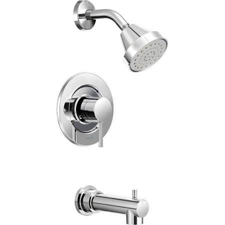 Moen T2193 Chrome Align Posi Temp Tub Shower Shower Faucet Shower Faucet Sets Tub Shower Faucets