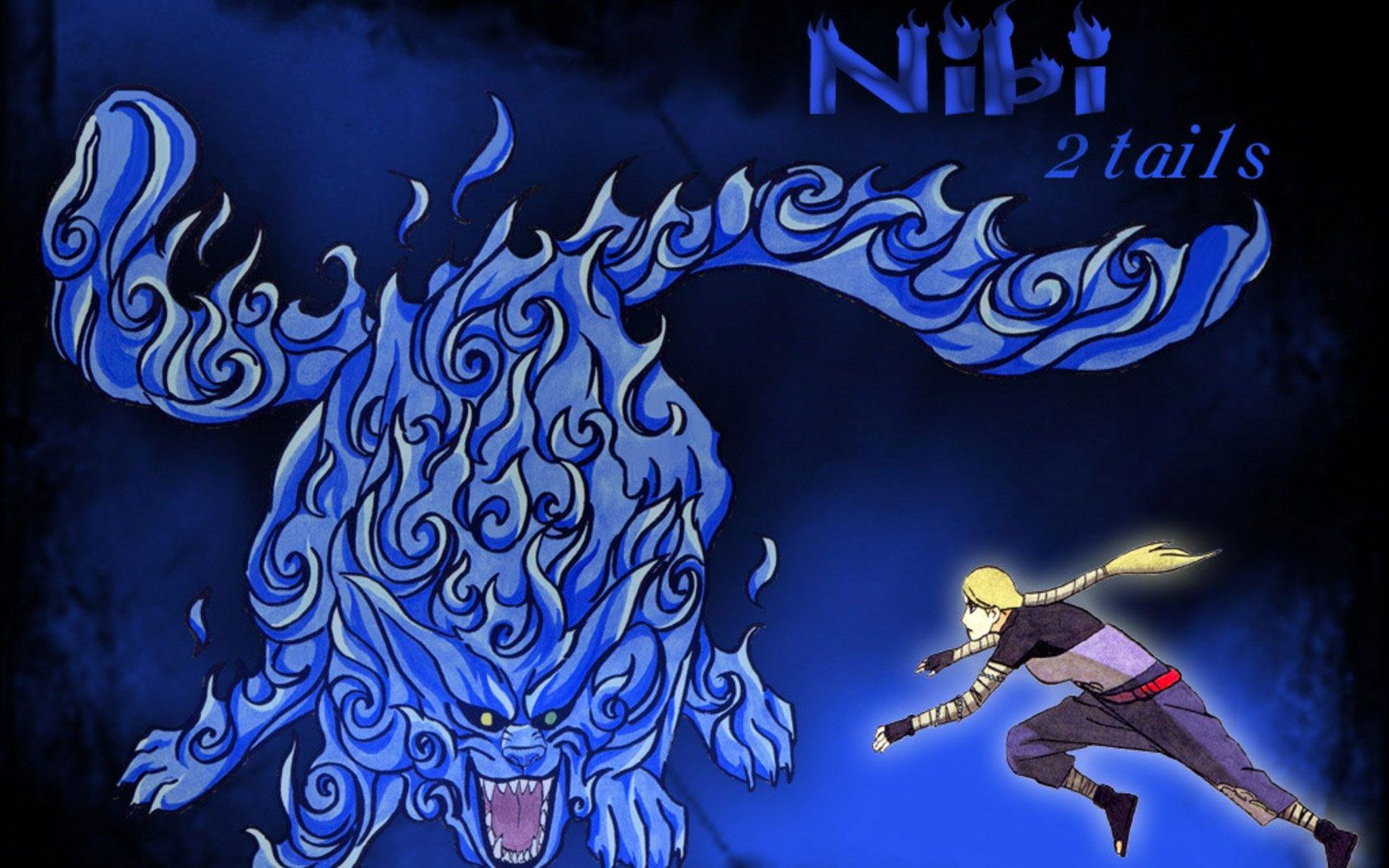 Naruto Tailed Beasts The Two Tails Matatabi Its Most Recent Jinchriki Is Yugito Nii