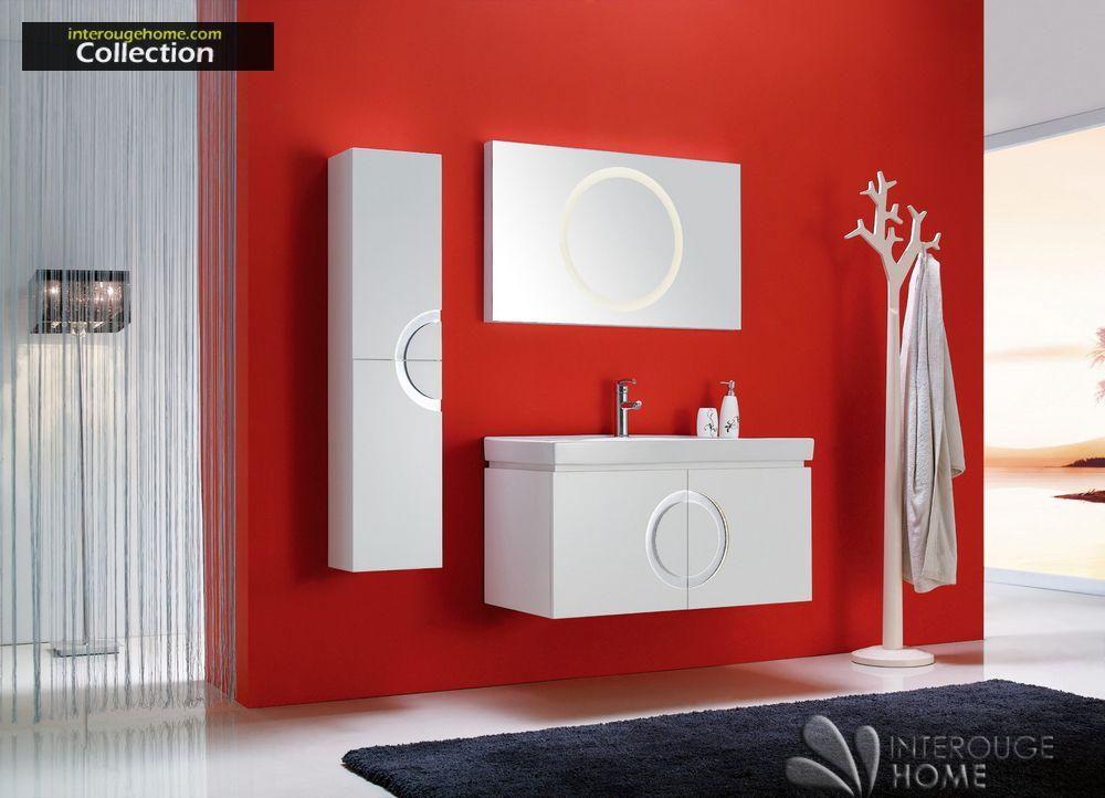 meuble de salle de bain haute gamme design avrore réf: c-2820 ... - Photo Meuble Salle De Bain