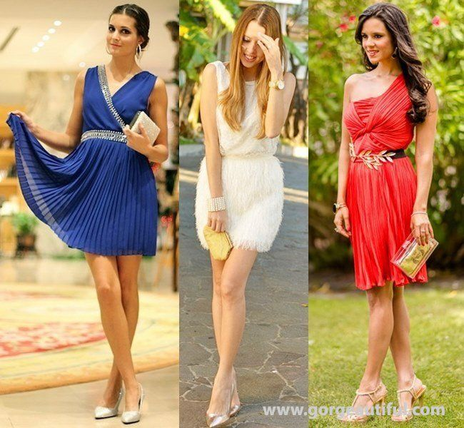 Afternoon formal wedding guest dress ideas what wedding for Formal dress code wedding