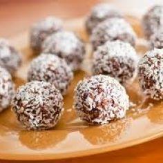 Suklaapallot - Kotikokki.net - reseptit