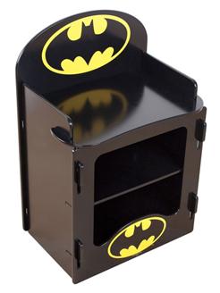 Batman Batcave Bedside Cabinet | Bedroom | Furniture | Boys £39.99 ...