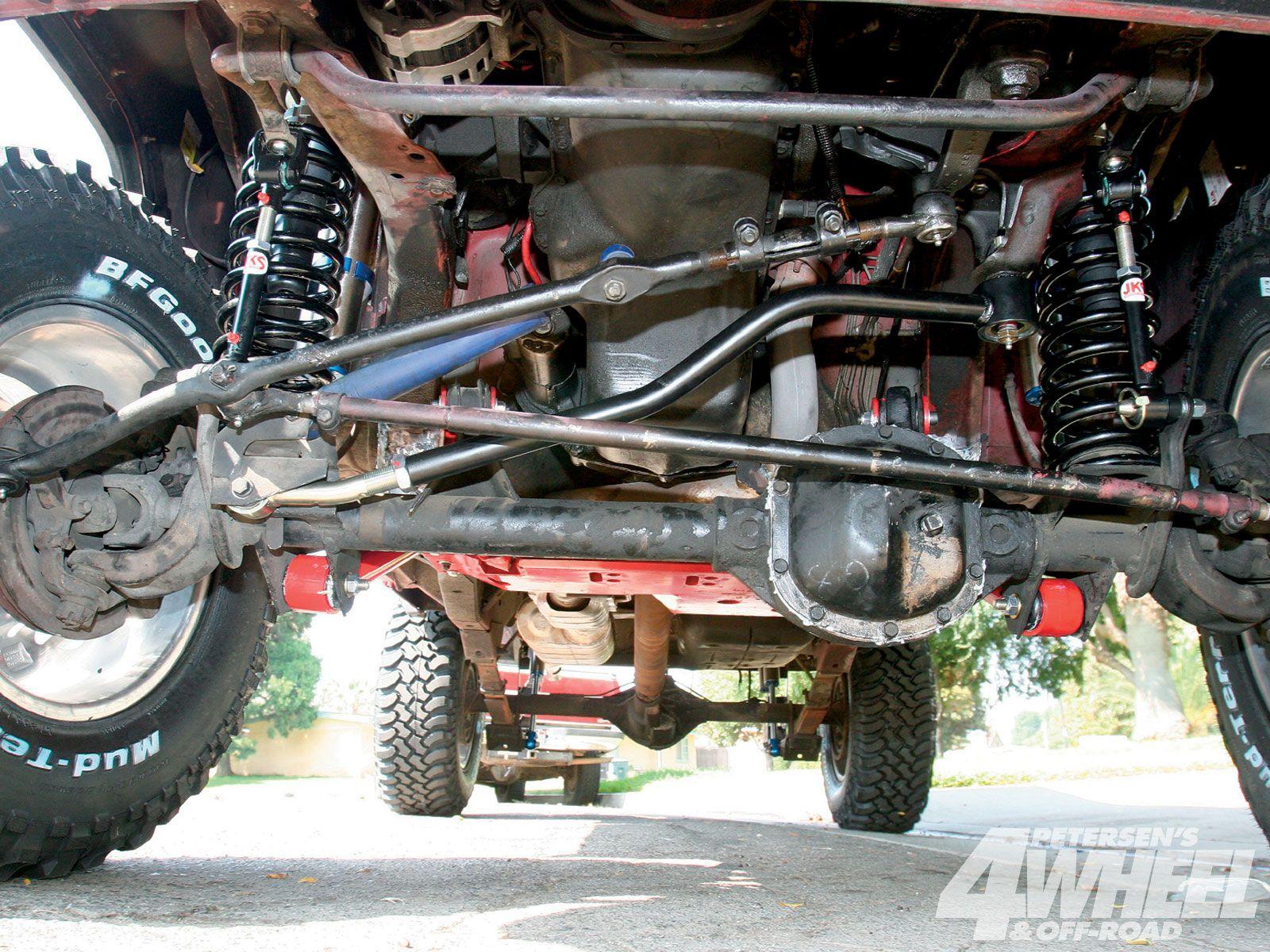 Jeep Cherokee Xj Build Advice Information