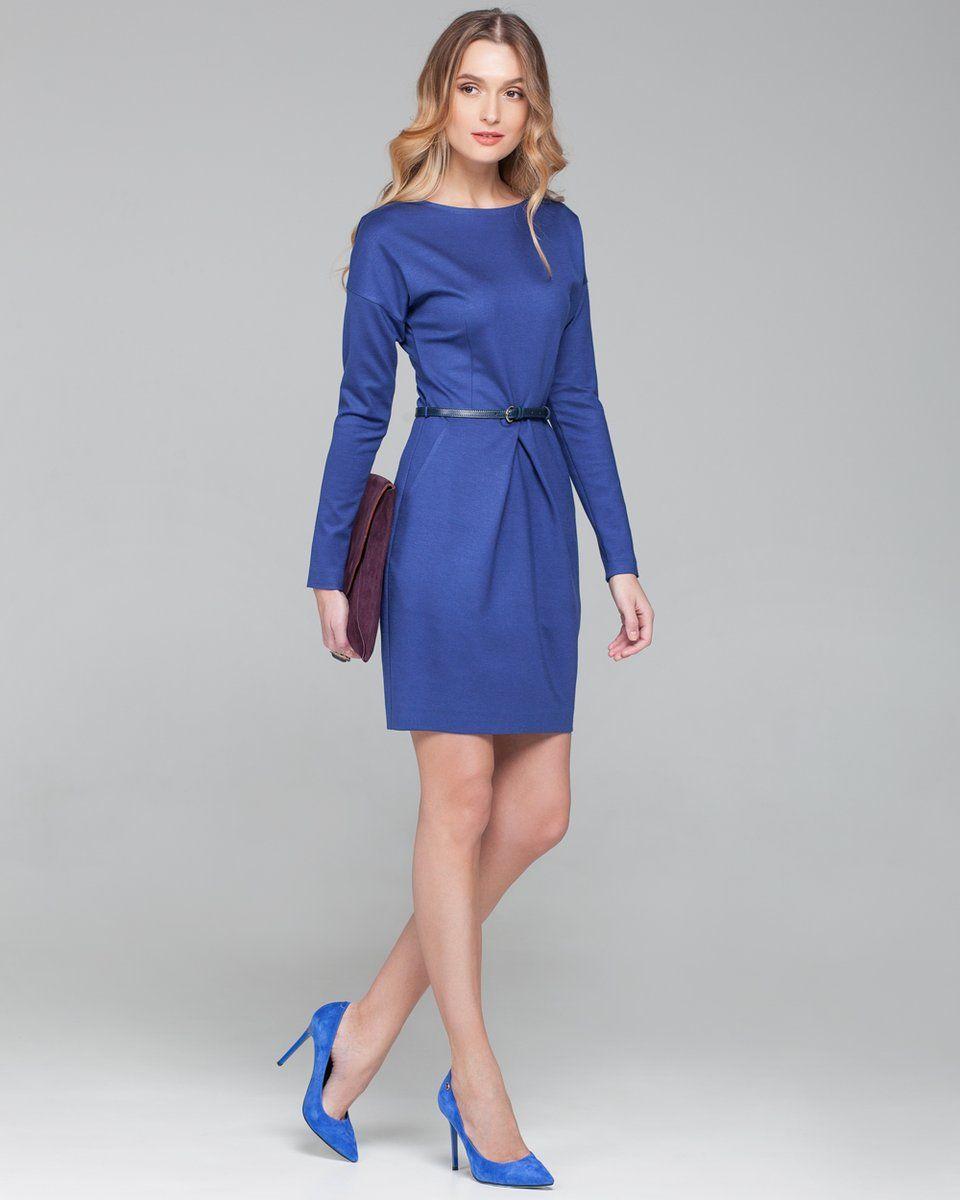 261df5cad42c307 Платье с юбкой-тюльпан (35 фото) | одежда женская | Платья, Одежда ...