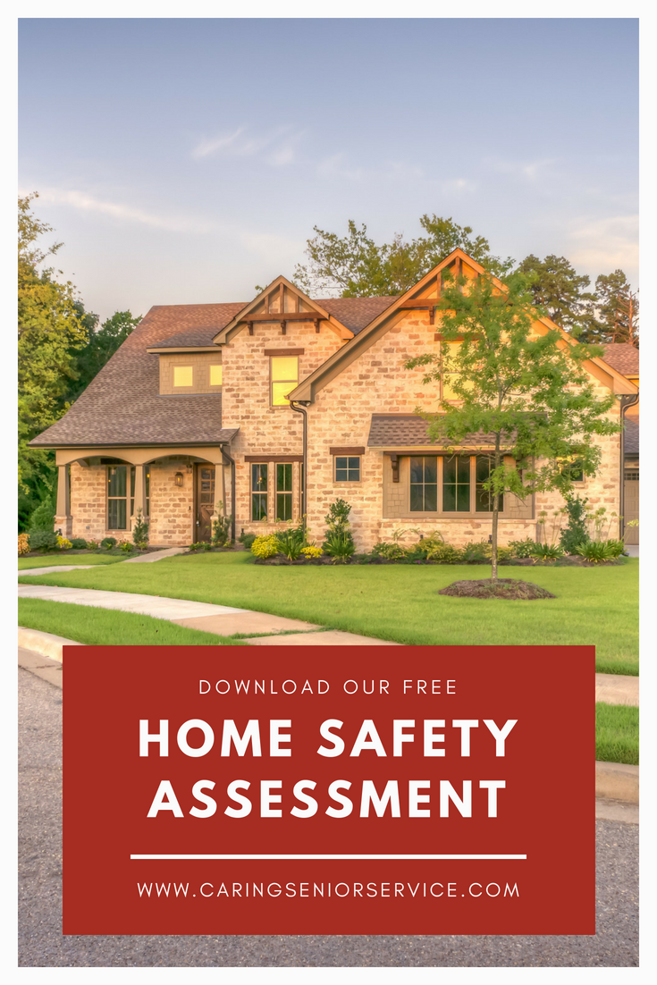 Get a FREE home safety assessment from Caring Senior