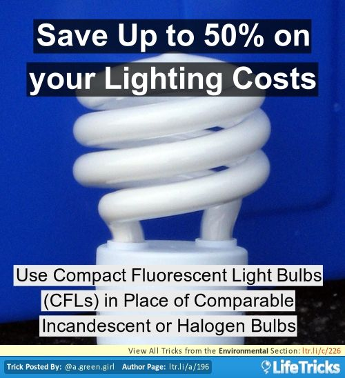 Environmental Save Up To 50 On Your Lighting Costs