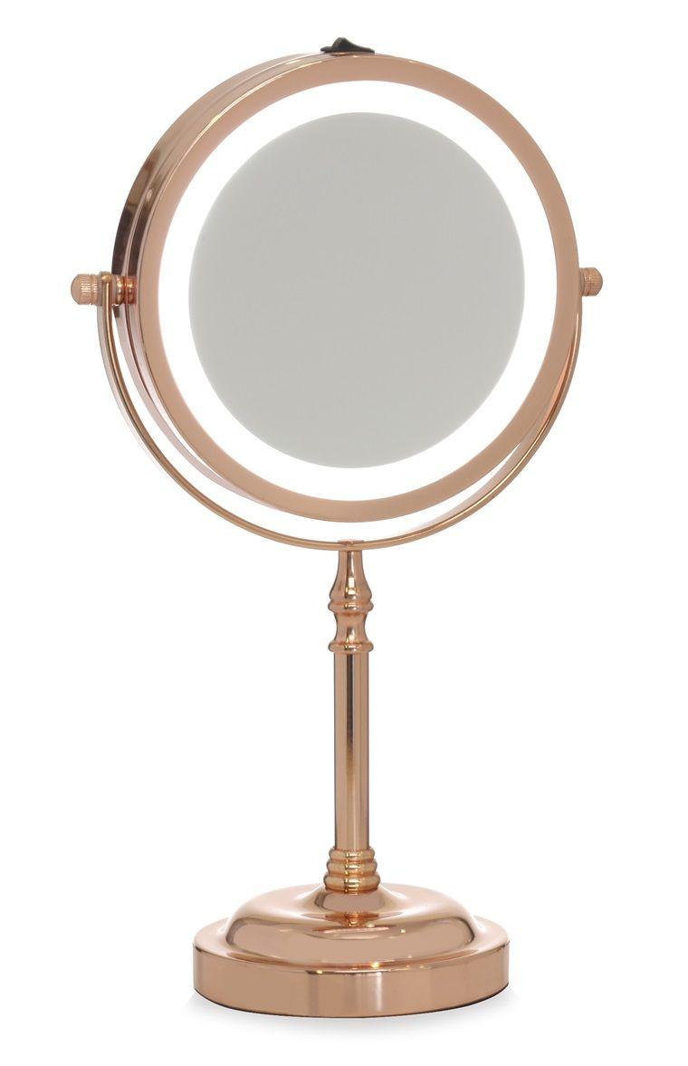 Primark Espelho De Mesa Iluminado Cosmeticos
