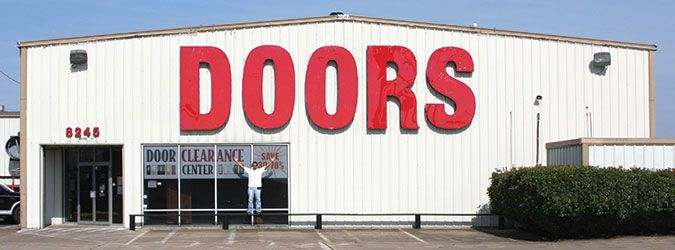 Great Place For Discount Doors Showroom In Houston Texas But We