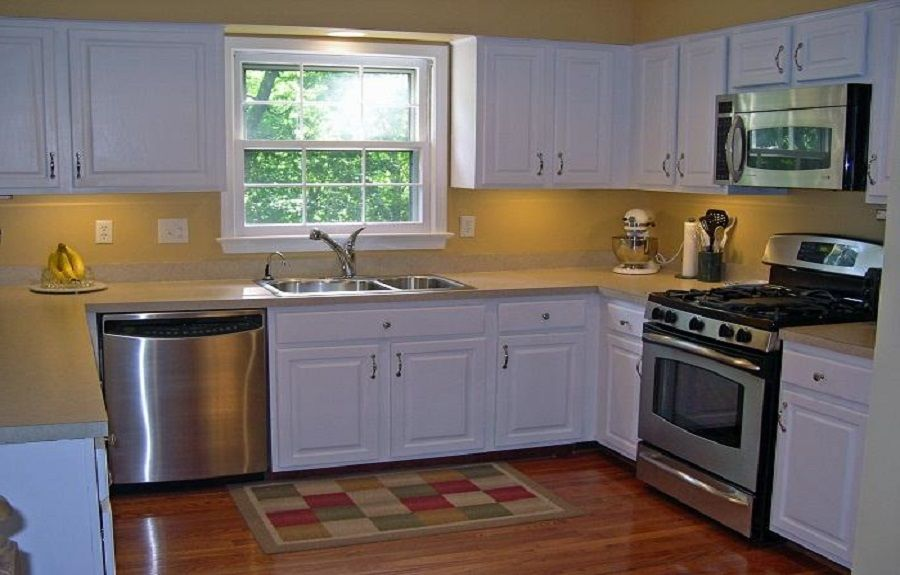 Cheap L Shaped Kitchen Remodel Design ~ Httplanewstalkfour Amazing How To Design A Kitchen Remodel Inspiration