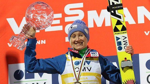 Iraschko-Stolz takes overall title