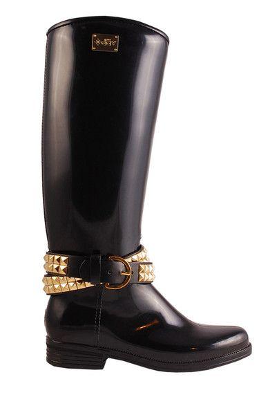 DAV Weatherproof Luxury Rain Boot