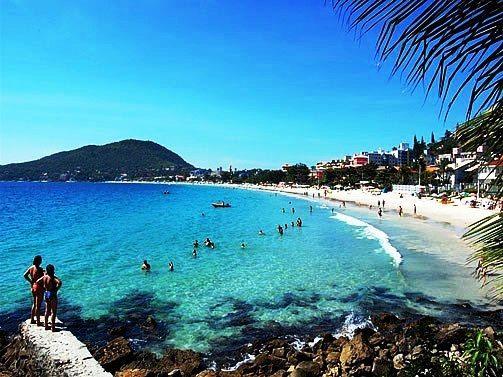 Bombinhas Beach Santa Catarina Lugares Increibles Lugares Para