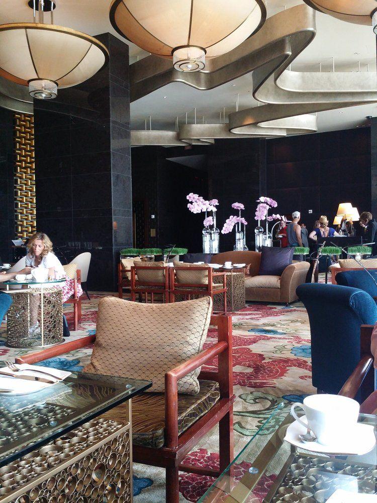 Mandarin Oriental Tea Lounge Las Vegas Nv United States Tea