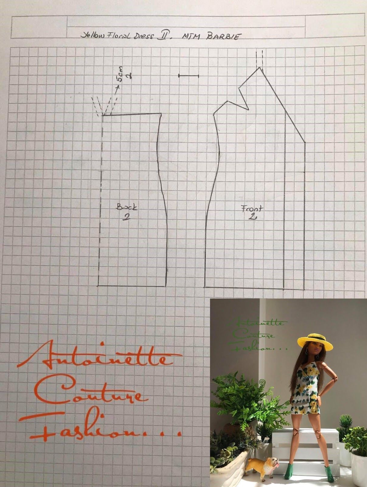 Fashion Dolls Couture - Unlimited: Sunshine - Barbie made to move #dollscouture
