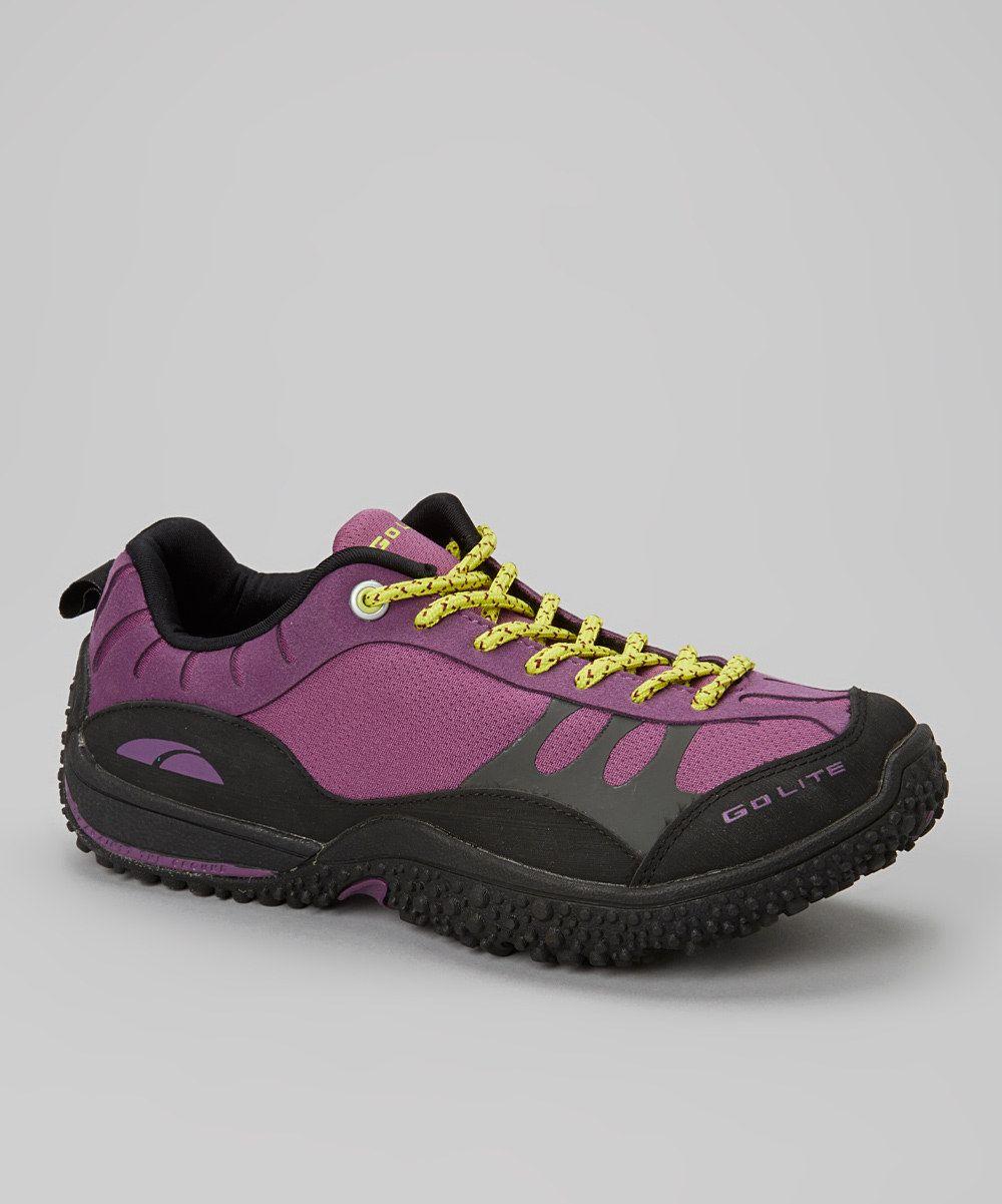 Another great find on #zulily! Phlox Mountain Gecko Sneaker - Women by GoLite Footwear #zulilyfinds
