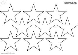 Resultado de imagen de estrellas pequeñas para recortar   navidad