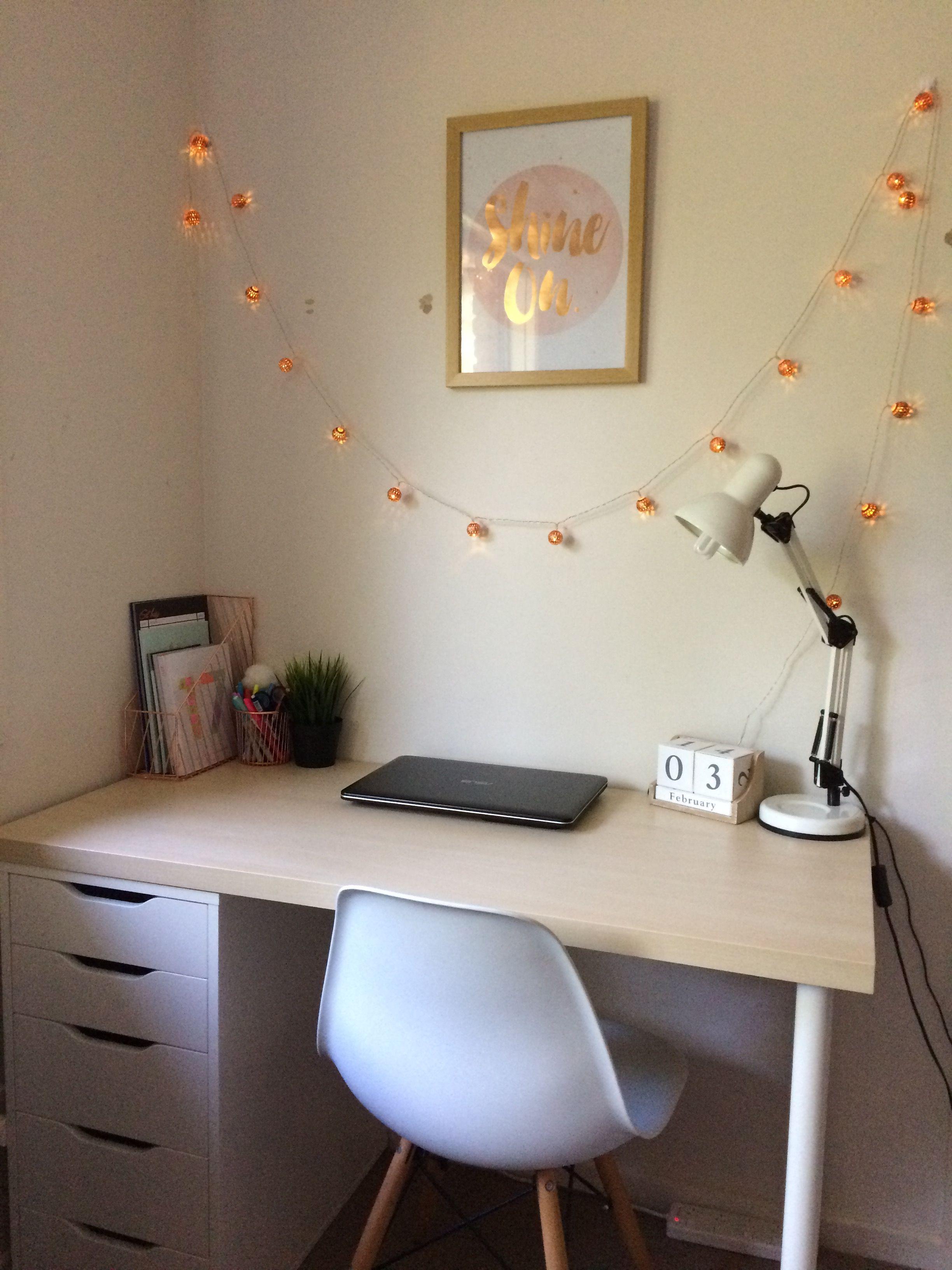 Ikea Linnmon Desk Study Room Decor Room Ideas Bedroom Ikea Office Furniture