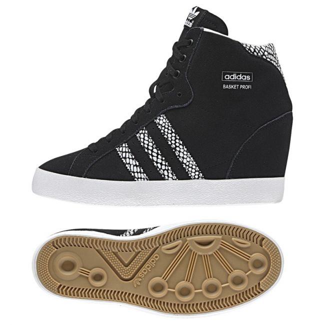 adidas BASKET PROFI UP W dámské kotníkové boty #Crishcz #adidas #women # shoes