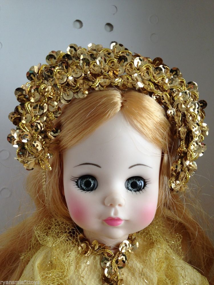 VINTAGE Madame Alexander Doll 1595 SLEEPING BEAUTY 14