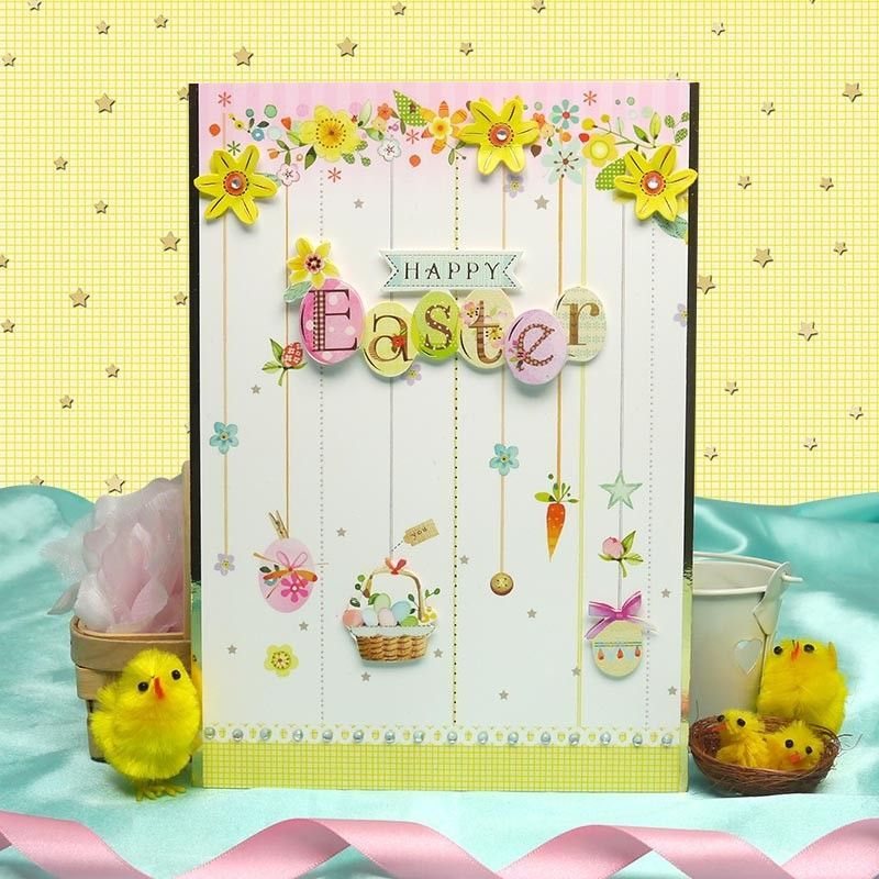 Image for Easter Wishes Luxury Topper Set