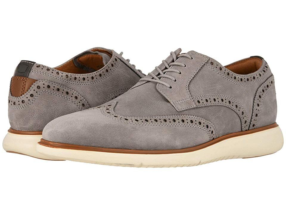 Florsheim Fuel Wing Tip Oxford Men's Lace Up Wing Tip Shoes