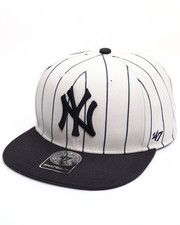 f023a72b Men - New York Yankees Pinstripe 47 Captain Snapback Cap | Dope ...