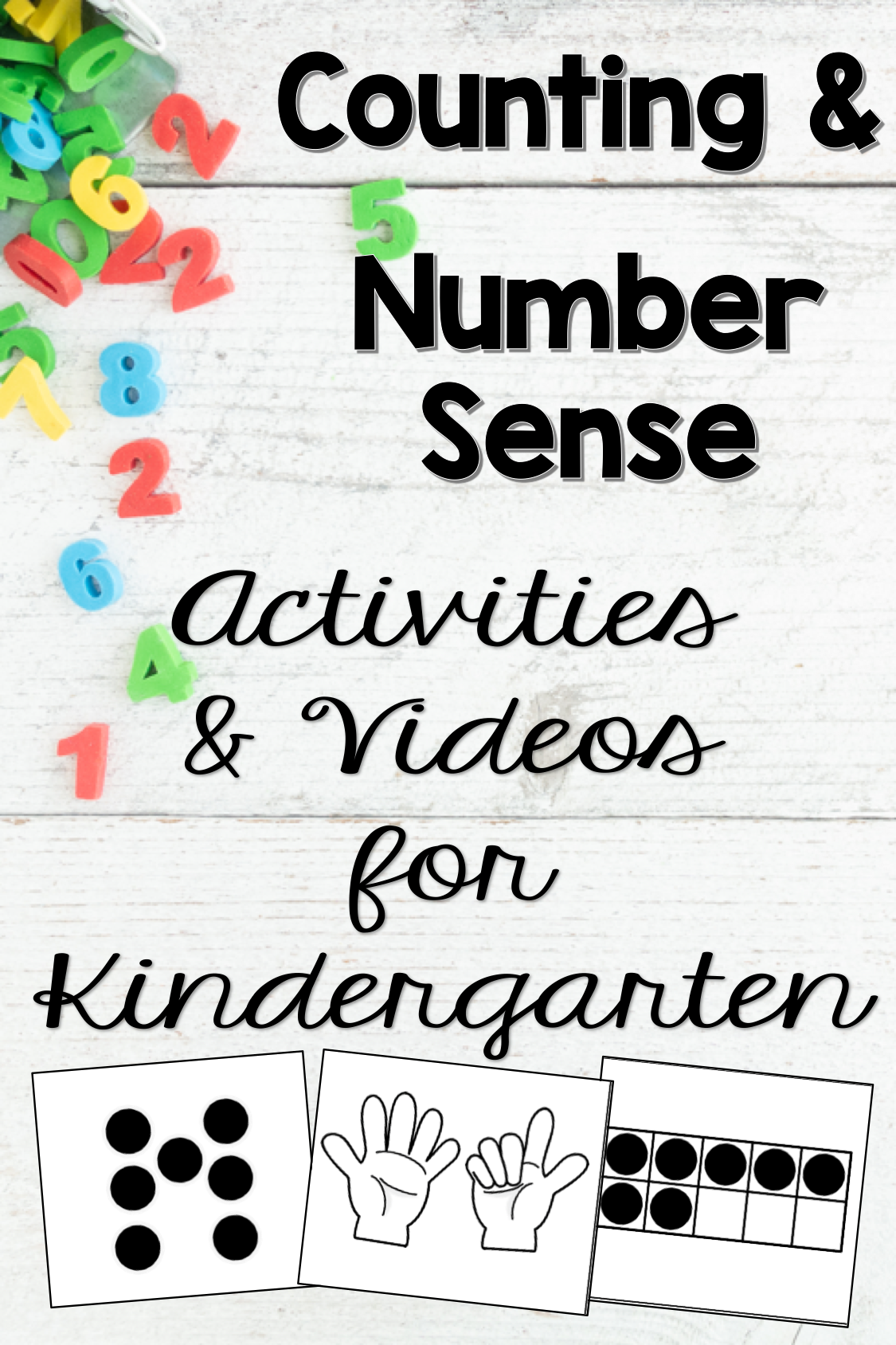Games and Videos to Teach Numbers and Counting in 2020