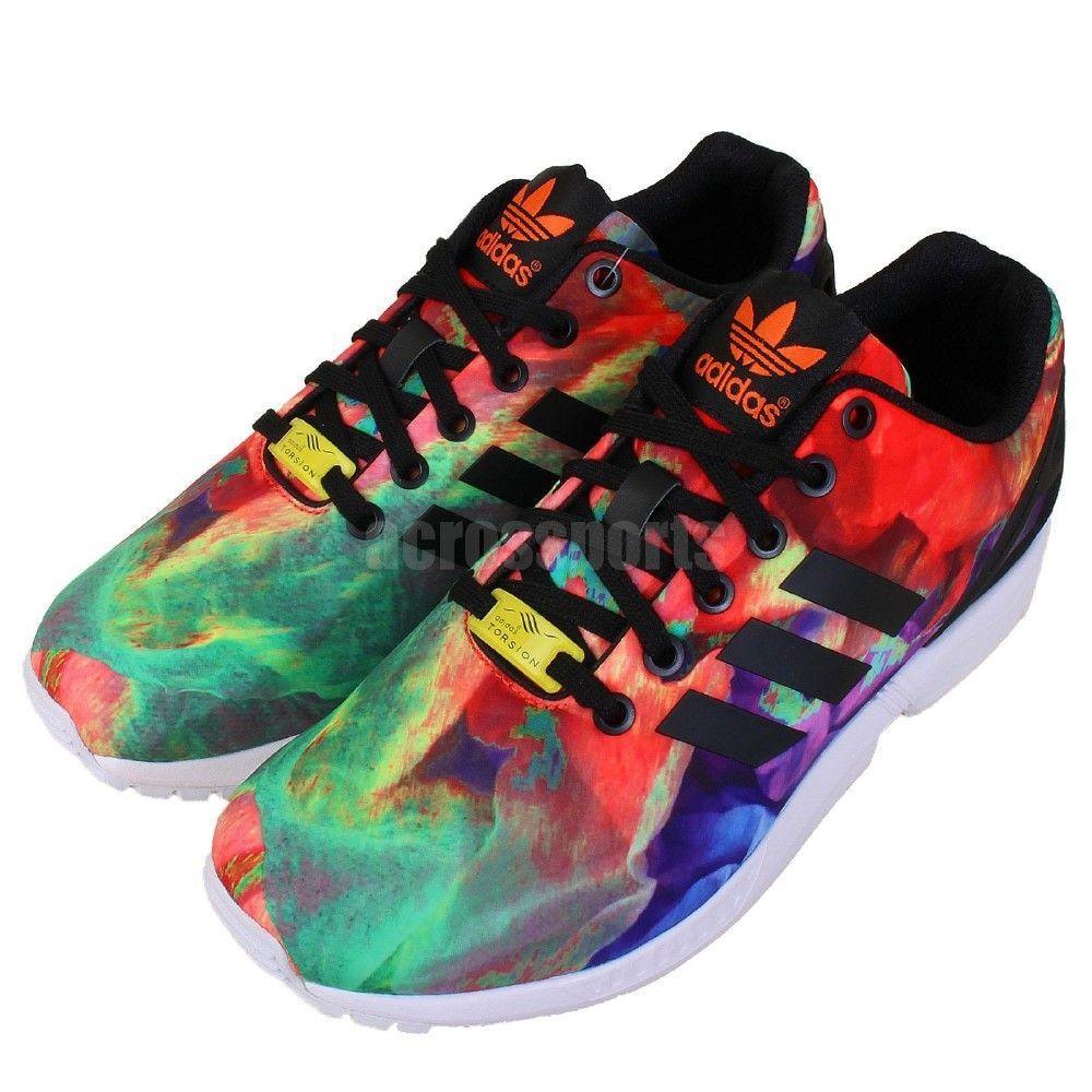 愛迪達 Adidas ZX Flux 路跑 跑鞋 慢跑 女鞋 - Yahoo!奇摩