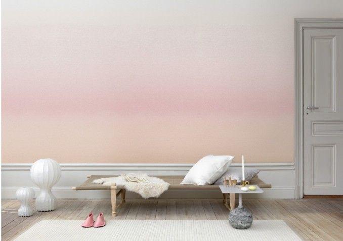 Blog Déco SoLoveLy... [décoration]: Pastel papier peint