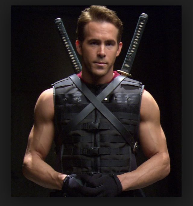 Deadpool Wadewilson Ryan Reynolds Merc With A Mouth X Men Origins Wolverine Ryan Reynolds Ryan Reynolds Deadpool Deadpool Movie