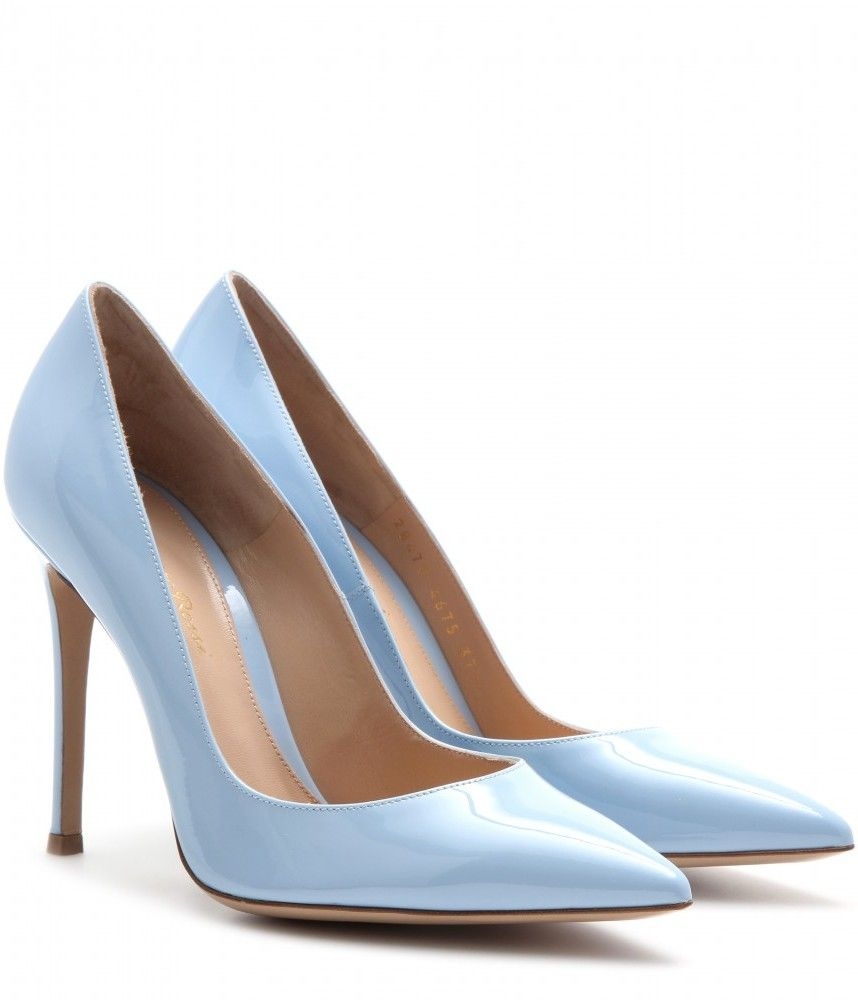 Gianvito Rossi Patent Leather Pumps Patent Leather Pumps