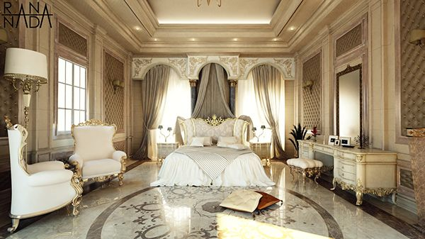 Best Royal Master Bedroom On Behance Com Imagens Casas De 400 x 300