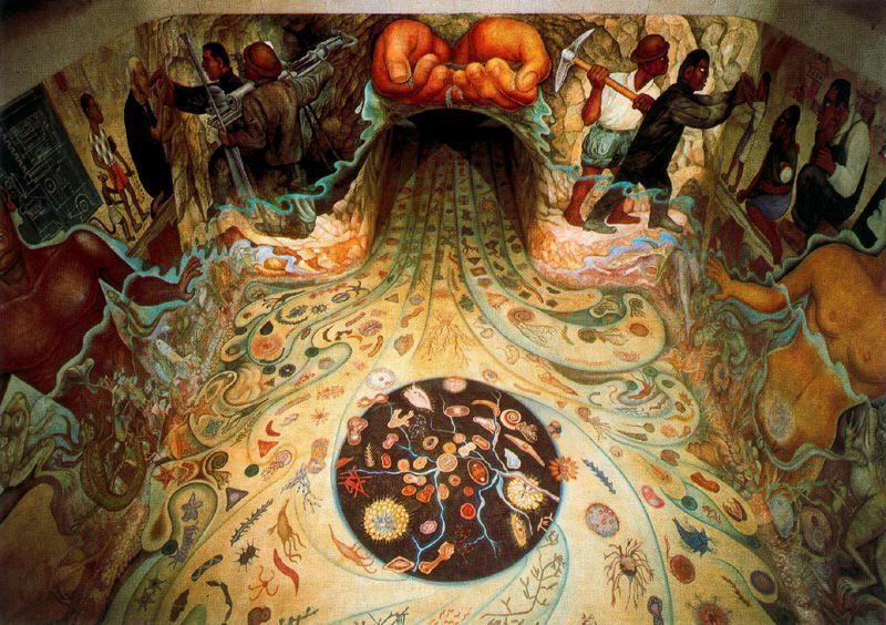 Diego Rivera Paintings Artwork Gallery In Chronological Order